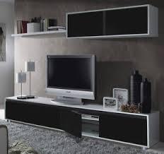 Image Is Loading CLEARANCE Aida TV Unit Living Room Furniture Set