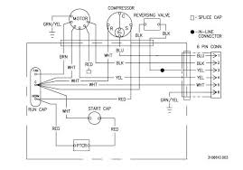 carrier rv air conditioner wiring diagram wiring diagram carrier heat pump capacitor wiring diagram image