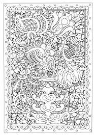 Hard Adult Flower Coloring Pages Printable 3091 Adult Flower