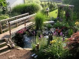 Design A Water Garden HGTV Inspiration Pond Garden Design