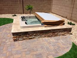 Exterior Backyard Spa And Pool Backyard Hot Tub Pictures Galleryhipcom The  Hippest Galleries Best Backyard Spa Ideas In The World