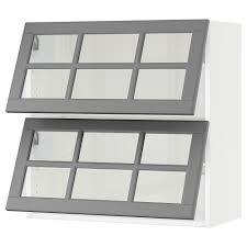 Horizontal Kitchen Wall Cabinets Wall Cabinets Sektion System Ikea