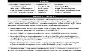 Office Assistant Resume Sample Magnificent Grasp With Regards To Office Assistant Resume Format Doc All Resume