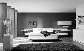 bedroom dark gray master bedroom ideas grey wall white glass window bed fabric covered bedding