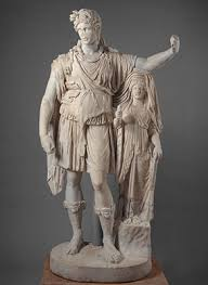 retrospective styles in greek and r sculpture essay statue of dionysos leaning on a female figure hope dionysos