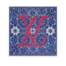louis vuitton bandana. lv bandana square in women\u0027s accessories scarves and shawls collections by louis vuitton s