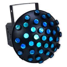 Eliminator Lighting E106 Eliminator Lighting Electro Swarm Multi Beam Rgb Mushroom Effect