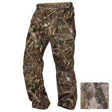 Banded White River Wader Pants Uninsulated Color Natural Gear Size Medium 1751