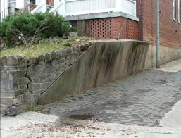 retaining wall cost gallery of failed retaining walls retaining wall cost homewyse retaining wall cost