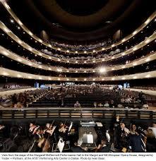 Winspear Opera House Arts Building Dallas E Architect