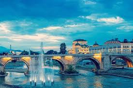 It is a greek word, (a. Dagstur Til Skopje Nord Makedonia Small Group 2021 Sofia
