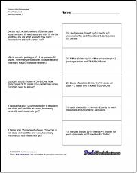 Multiplication Fraction Wordoblems Worksheets Free On Multiplying ...