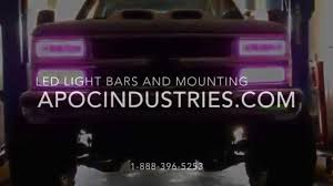 Apoc Color Changing Led Halo's for 89-98 Chevy/GMC truck and suv ...