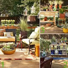 outdoor garden decor. outdoor living design ideas room gardening grill garden decor