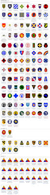 Military Wwii Us Army Unit Emblems En Wikipedia Org