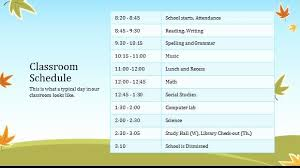 Class Schedule Maker Online Mwb Online Co