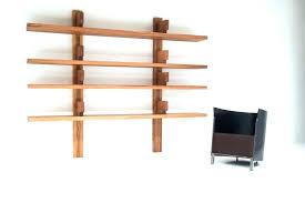 box shelves wall