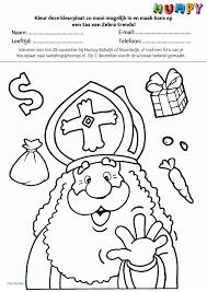 Kleurplaat Groep 3 Geïnspireerd Honderden Voorbeel Sinterklaas