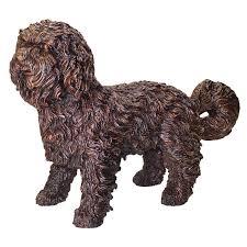 dog garden statue. Rusty The Dog Garden Statue