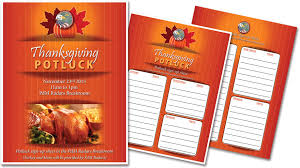 thanksgiving potluck sign up sheet gayle mueller sr graphic designer
