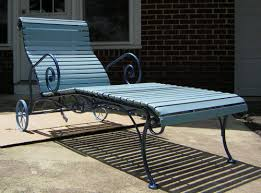 outdoor furniture vinyl strapping