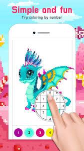 Sách Tô Màu Theo Chữ số: Tranh Tô Màu cho Android - Tải về APK
