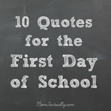 Quotes For School Gorgeous 48 Great Education Quotes For Back To School Between Us Parents