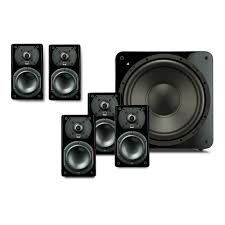 sound system with subwoofer. piano gloss black sound system with subwoofer r
