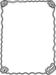 Book Side Designs Free Simple Border Designs For School Projects To Draw