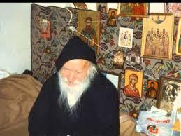 Αποτέλεσμα εικόνας για αγιος πορφυριος καυσοκαλυβιτης