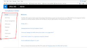 Dlp Office 365 Office 365 Security Compliance Dlp Netwoven