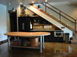 Small Picture Under Stairs Kitchen Storage Home Interior Design