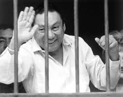 Image result for He surrendered in January 3, 1990.