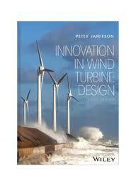 Innovation In Wind Turbine Design Shop Innovation In Wind Turbine Design Hardcover 2 Online In