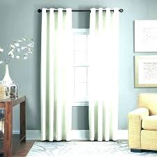single panel curtain. Single Window Curtains Panel Curtain Three Posts Solid R
