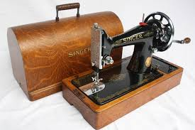 Hand Crank Sewing Machine Singer