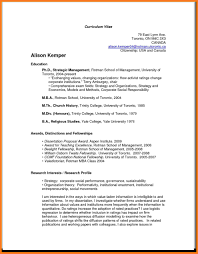 Cv Template South Africa Sow Template