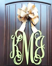 majestic looking wood monogram wall decor remodel ideas 26 inch wooden letters wedding home zoom m