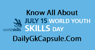 know all about world youth skills day on  know all about world youth skills day