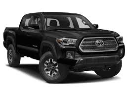 New 2019 Toyota Tacoma TRD Off Road V6 Truck in Wilsonville #69660 ...