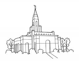 Small Picture Lds Temple Coloring Pages regarding Encourage to color pages