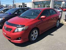 Used 2010 Toyota Corolla XRS AC VITRES MAGS TOIT OUVRANT in Granby ...