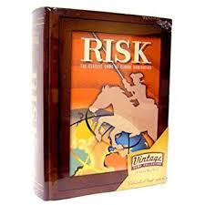 Vintage Wooden Board Games Amazon Risk Parker Brothers Vintage Game Collection Wooden 88