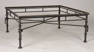 Alluring Wrought Iron Coffee Table Base Coffee Tables Design Best Iron  Coffee Table Base Only Metal