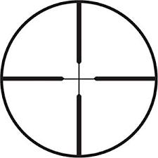 Leupold Vx Freedom 3 9x40mm Riflescope Duplex Reticle Matte Finish