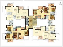 large modern home floor plans