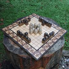 Game With Stones And Wooden Board 100 best Hnefatafl Boards and Ancient Games images on Pinterest 48