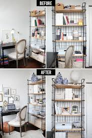 organizing your home office. Stunning Organizing A Home Office Before U After The Everygirl Pict For How To Organise Your