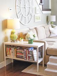Impressive Living Room Sofa Table Living Room Sofa Console Table
