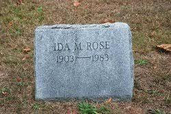 Ida Sharp Murray Rose (1901-1983) - Find A Grave Memorial